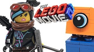 Lego the lego movie 2 lucy vs alien invader polybag 30527 minifigure new