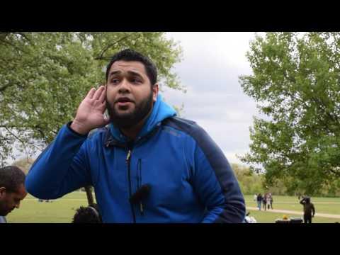 Do you know Jesus!? Jameel returns to Speakers Corner | Hyde Park