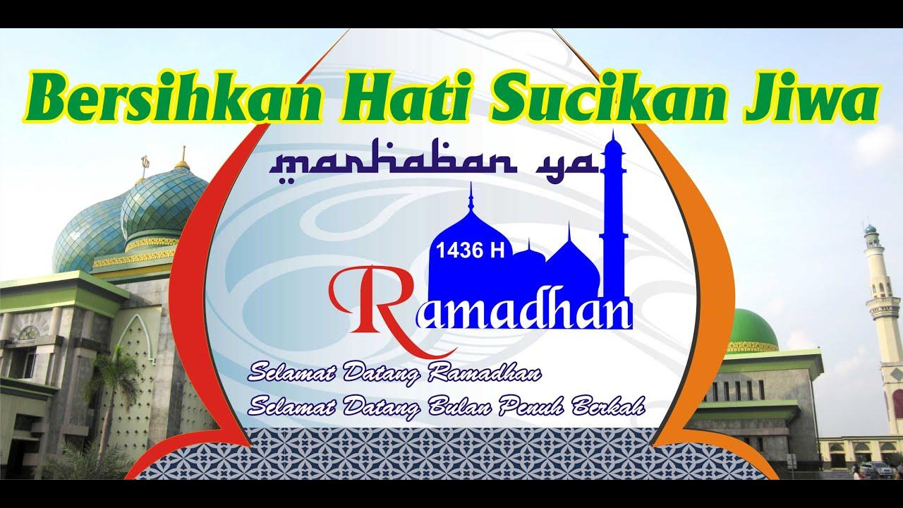 Belajar Coreldraw - Desain Spanduk Ramadhan [ Design ...