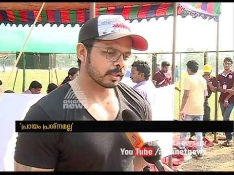 S. Sreesanth in hope of returning to Cricket