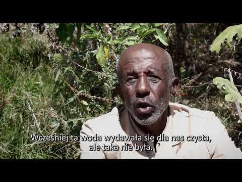 film dokumentalny o Etiopii - część 2 - problemy z dostępem do wody