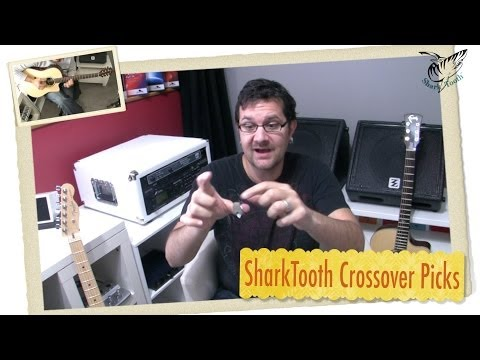 SharkTooth Crossover Pick Review