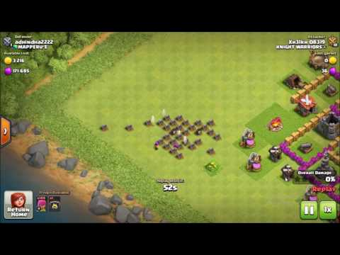 WHO SAY ARCHERS R FUCK ! NO ARCHERS CAN DOWN A TH 6 SEE EPIC BATTLE