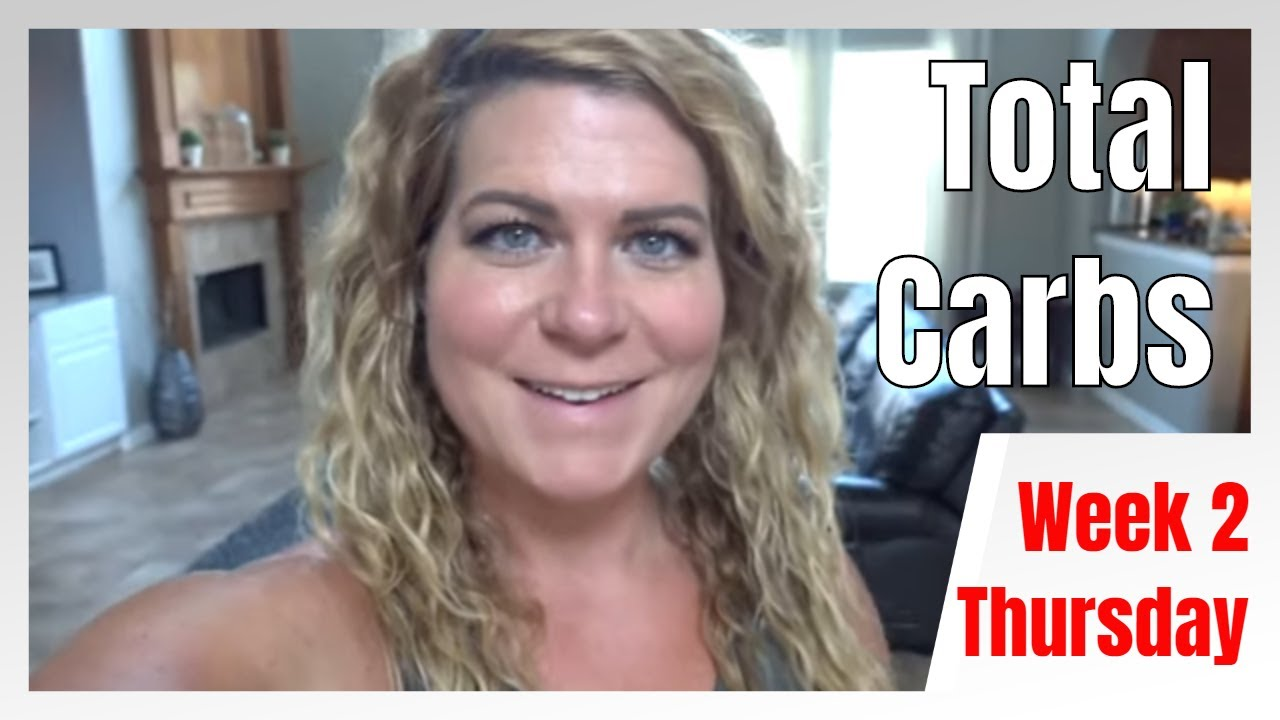 Keto Rewind Total Carb Challenge Week 2 - Thursday │Full Day Tracking Net Carbs To Lose Weight #keto