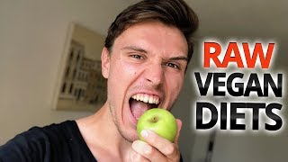My Uncensored Thoughts On Raw Vegan Diets