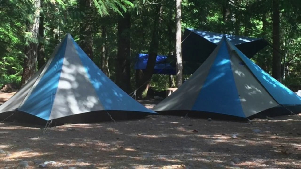 Paradise Valley Campground - YouTube