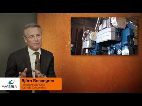 LNG as a marine fuel | Wärtsilä