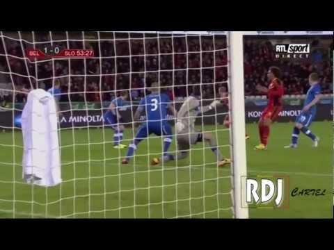 BELGIUM's highlights 2-1 Slovakia | Friendly | 2013/02/06
