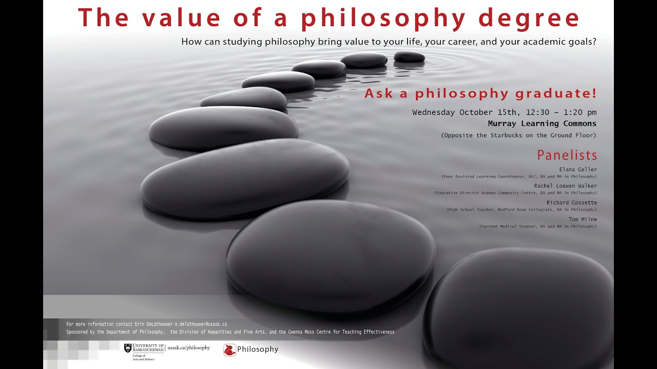 Degrees in philosophy