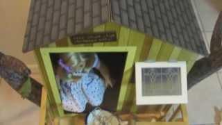 American Girl Kit's Tree House