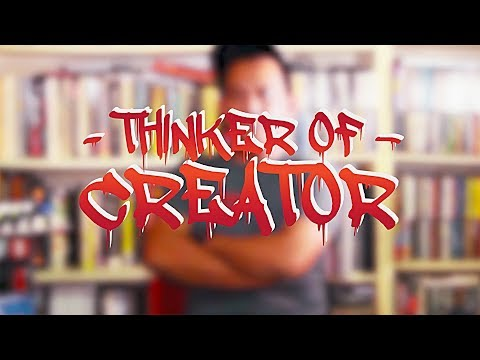THINKER OF CREATOR : ADLY SYAIRI