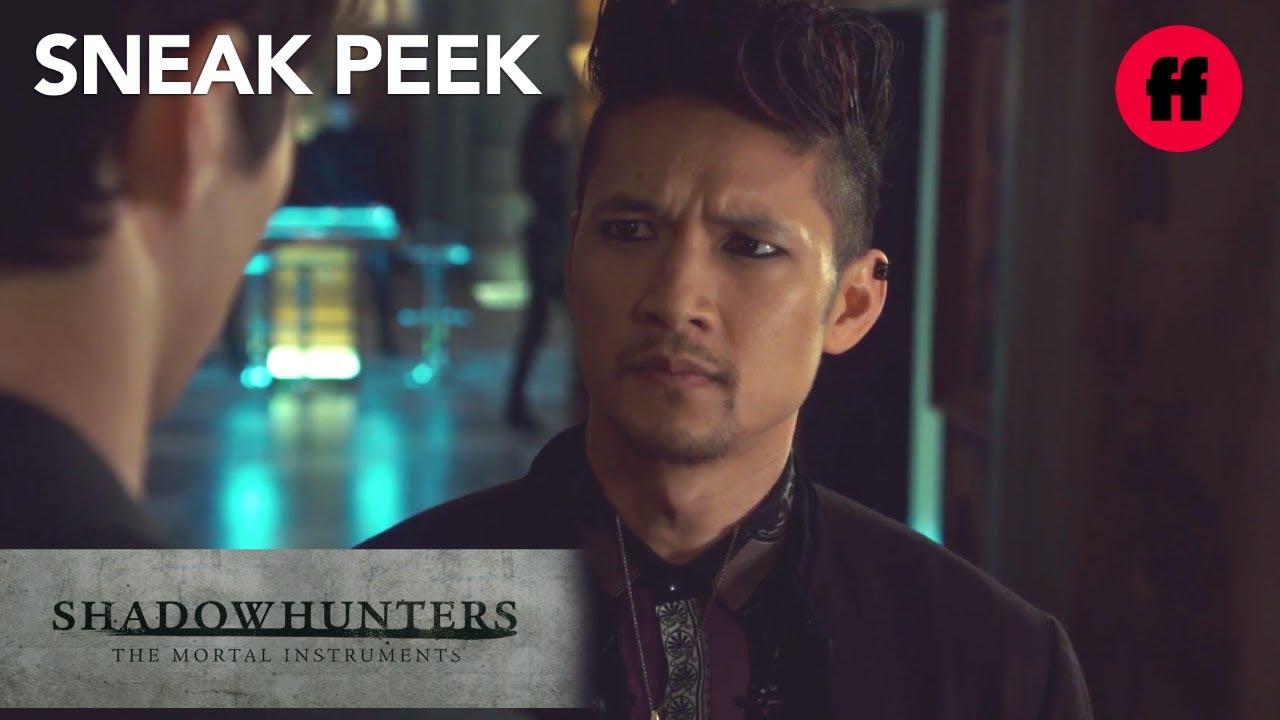 Download Shadowhunters   Season 3, Episode 7 Sneak Peek: Magnus Blames Himself   Freeform