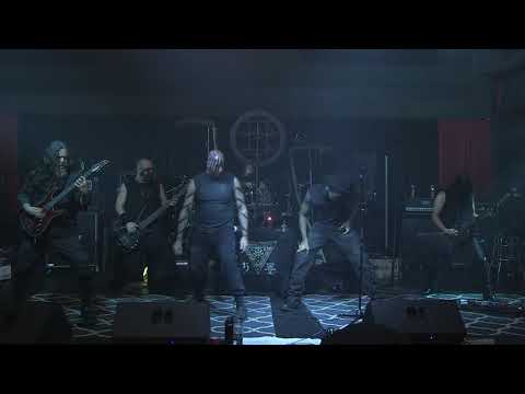 Teloch Vovin performing Samael Lord of the Second Death filmed by NYC Metal Scene