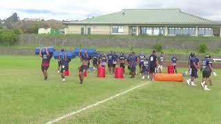 TAK Skill set with Maui's Kamehameha HS