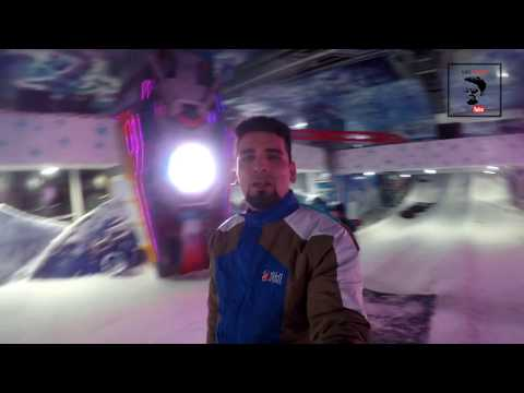 Ski India | -10° temp | Dlf Mall | Delhi Ncr | Coldest Place In India | VBO Vlogs | Adventure | 2017