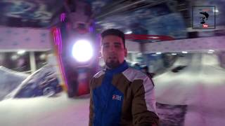 Ski India   -10° temp   Dlf Mall   Delhi Ncr   Coldest Place In India   VBO Vlogs   Adventure   2017