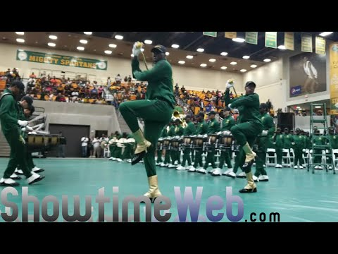 Norfolk State Marching In - 2018 NSU vs VSU BOTB