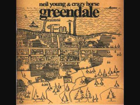 Neil Young & The Crazy Horse - Be the rain