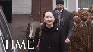 Extradition Hearings For Huawei Executive Meng Wanzhou Begin In Canada | TIME