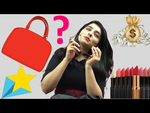 What's In My Bag? | Expectation Vs Reality 👜