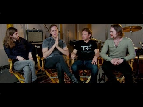 TRANSFORMERS: AGE OF EXTINCTION -- Official Imagine Dragons Announcement (HD)