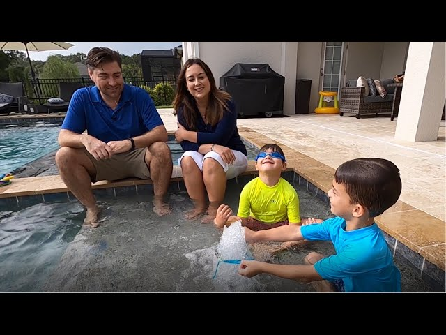 The Horton Family's Pool Experience | American Pools and Spas