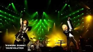T.M.Revolution - SWORD SUMMIT [Unofficial Music Video Edit]