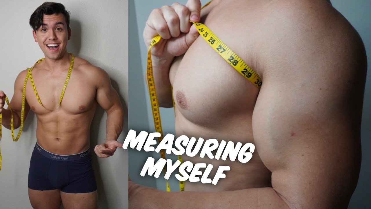 HOW BIG AM I, REALYY? Taking My Measurements | King of Omegle Preston Gifford