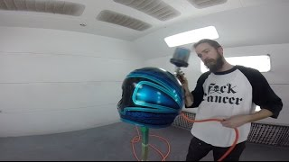 Into The UNKNOWN - The Series, Ep 3 - Simpson Helmet painted by Schultz Designz