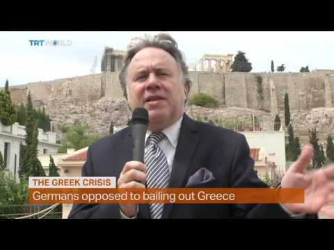 Money Talks: Greek Debt Crisis, June 13, 2016