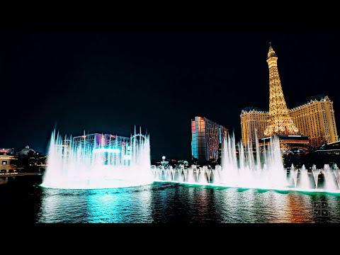 Vegascapes: A Las Vegas Timelapse Trip