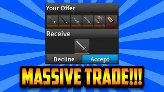 HOW TO TRADE FOR ELEGANT BLADE!!! (ROBLOX ASSASSIN)