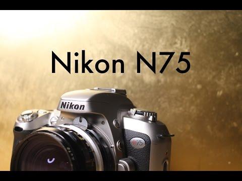 nikon f75 фото