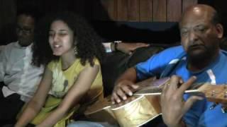 "Zewdy & Habte singing & playing ""Endaygedlegn"" by Zeritu Kebede"