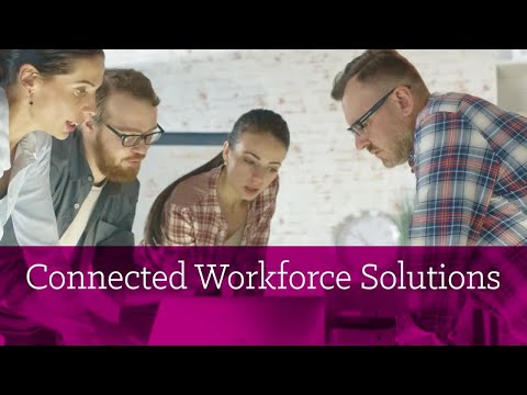 Solution Area Overview - Connected Workforce