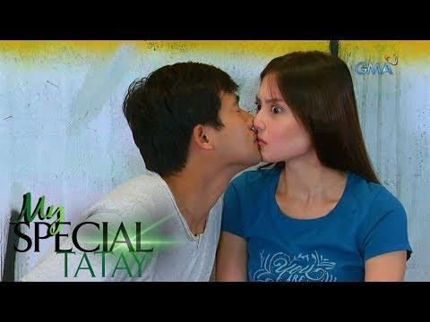 My Special Tatay: Nakaw na halik | Episode 83