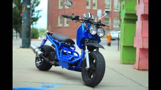 Custom GY6 Honda Ruckus replica scooter for less than $2k