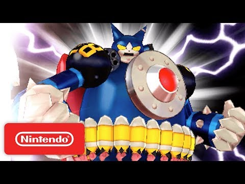 YO-KAI WATCH BLASTERS - Announcement Trailer - Nintendo 3DS