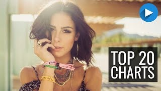 MEINE TOP 20 SINGLE CHARTS | 15. AUGUST 2018