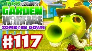 Plants vs. Zombies: Garden Warfare - Gameplay Walkthrough Part 117 - Law Pea (Xbox One)