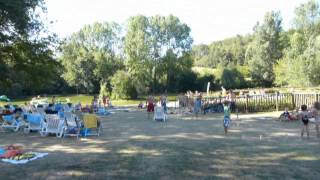 Impression of camping Les Valades **** @ Coux-et-Bigaroque - France and environment