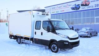 видео Iveco Daily шасси в Нижнем Новгороде