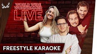 FREESTYLE KARAOKE! (mit Jodie Calussi & Klengan) | #WWWLive
