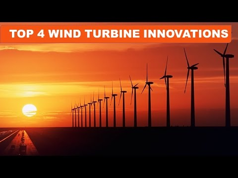 Top 4 Wind Energy Innovations