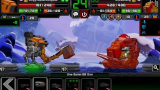 Gameplay SuperMechs 1