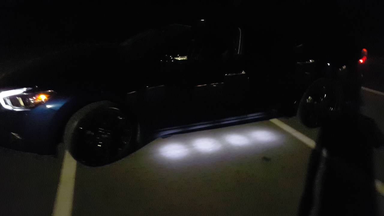 2017 Nissan Maxima Lighting