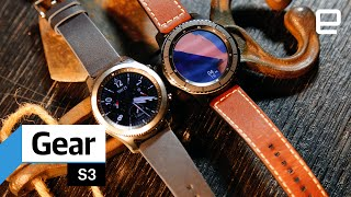 Samsung Gear S3: Hands On