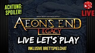 Aeon S End Legacy Live Let S Play
