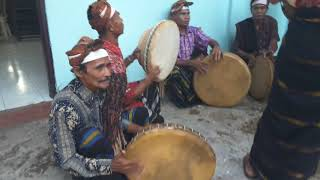 Musik Suling, ende lio flores ntt