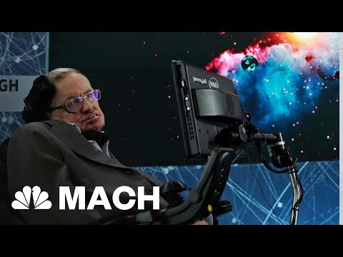 How Stephen Hawking Transformed The World Of Science   Mach   NBC News